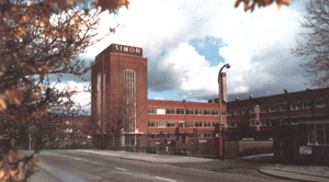 SIMON's original headquarters in Cheadle, Stockport